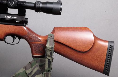 تفنگ پی سی پی ایرآرمز اس 510